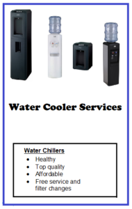 Water Cooler Services